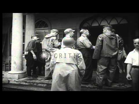 Liberation of American prisoners from Urawa prison camp in Saitama, Japan towards...HD Stock Footage from YouTube · Duration:  2 minutes 40 seconds