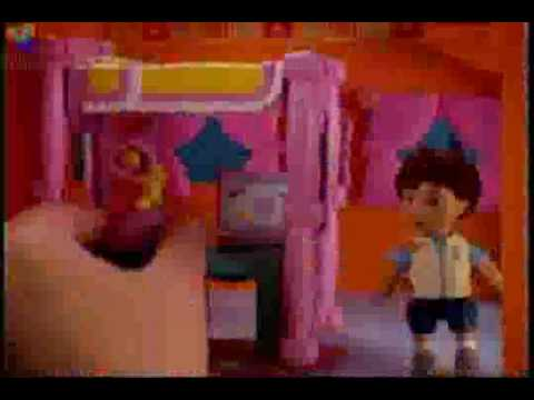 Dora Magical Welcome House  YouTube