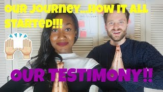 Our Journey...how it all started! STORYTIME!!!