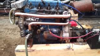 Perkins 4-236 Diesel Engine