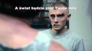 Repeat youtube video The Script - Hall of Fame ft. will.i.am tłumaczenie PL