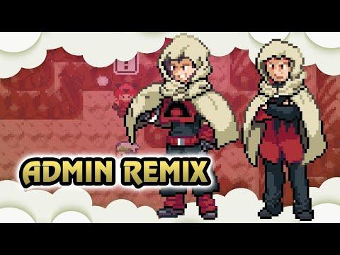 Pokémon R/S/E - Vs Team Magma [Black/White Soundfont]