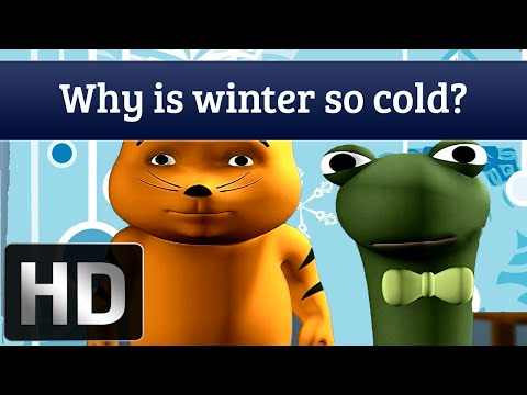 Why Is It Cold In The Winter? - Interesting Facts About Nature
