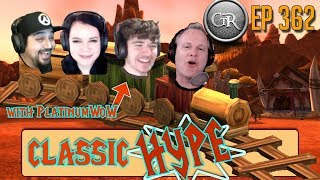 Classic HYPE with PlatinumWoW | Ep 362: Plans for Classic Launch, leveling, dungeons, classes, more!