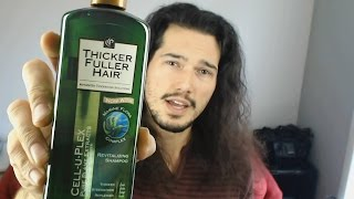 Hair Update and Thicker Fuller Hair Review / Demo