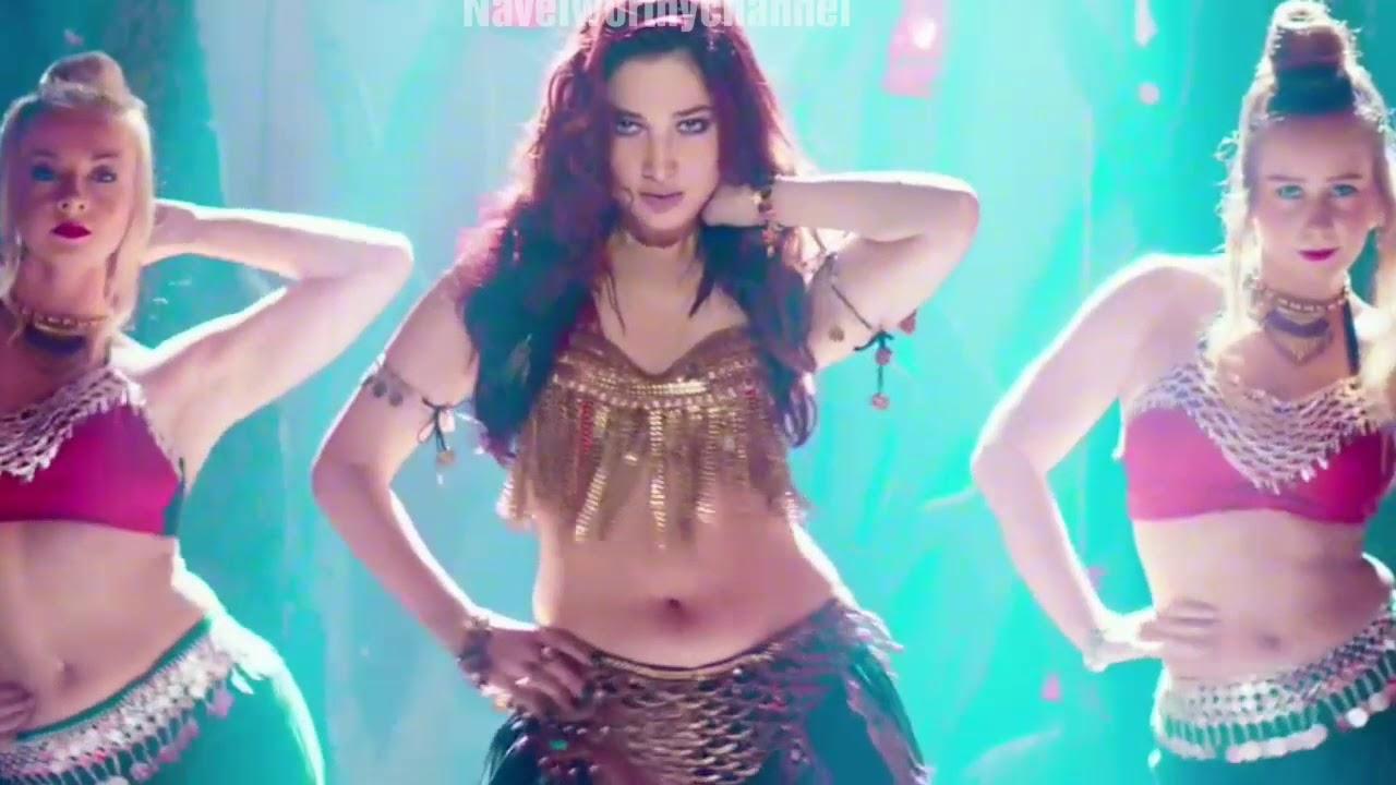 tamanna swing zara gorgeous deep navel shakes - youtube