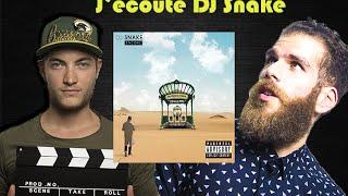J'écoute DJ Snake - Encore
