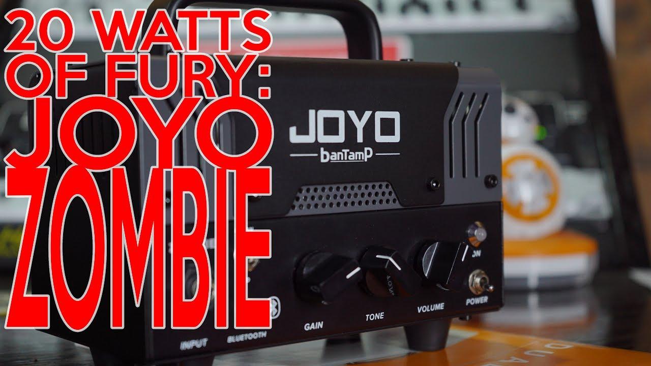 20 Watts Of Fury For Under 200 Joyo Zombie Spectresoundstudios Inexpensive Power Amplifier Demo