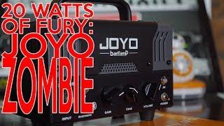 20 Watts of Fury for under $200 - Joyo ZoMBie | SpectreSoundStudios DEMO