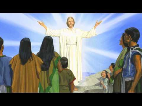 Capítulo 43: Jesus Cristo Aparece aos Nefitas