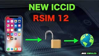 NEW ICCID RSIM 12 - JANUARY 7 2019