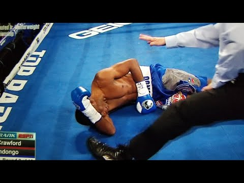 TERENCE CRAWFORD KNOCKS OUT JULIUS INDONGO WITH VICIOUS BODY SHOT