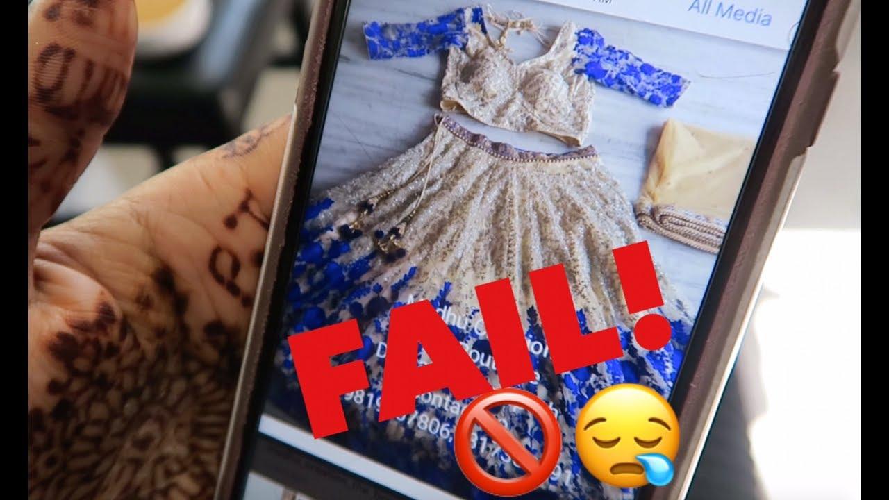VLOG | Indian Online Shopping FAIL! | keepingupwithmona