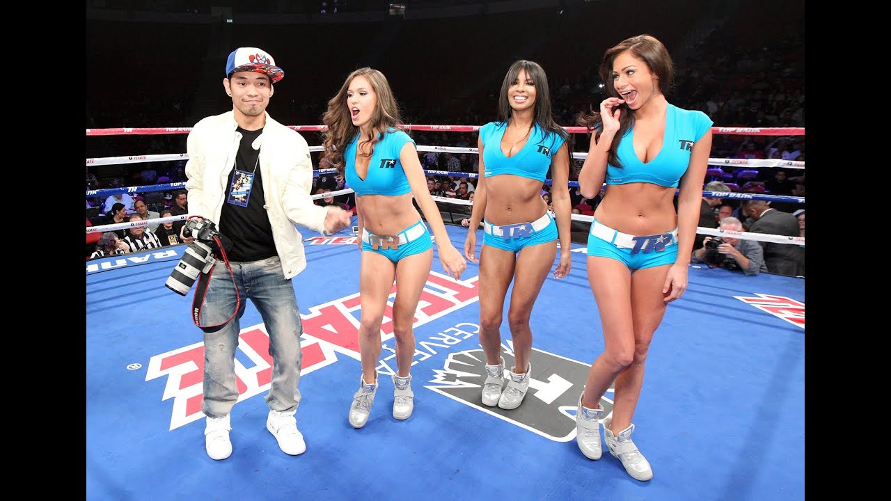 Bradley vs Marquez: The Knockouts Dance Together
