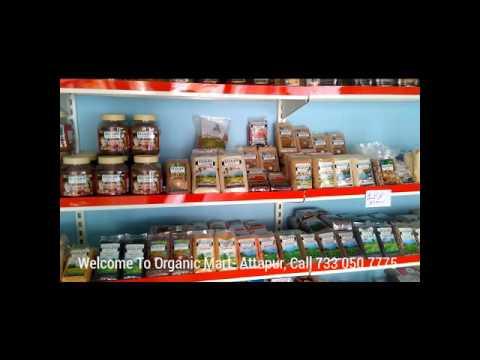 Organic Mart  - Attapur , Hyderabad