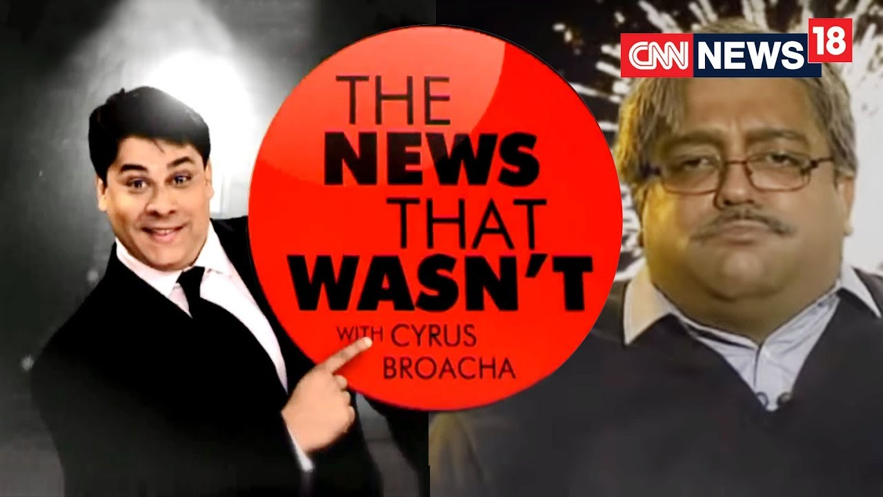 How green is your cracker? Cyrus gets you the details | The News That Wasn't With Cyrus Broacha