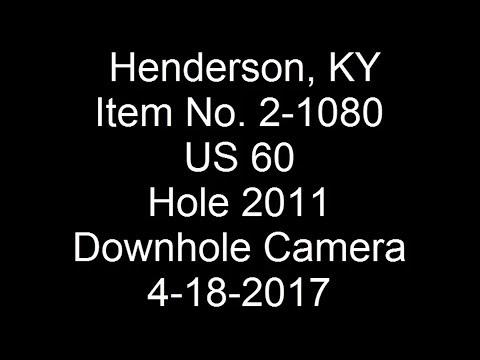 2017-04-18 Henderson US 60 Hole 2011 Downhole