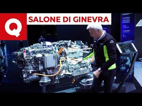 A lezione da Paolo Massai: i motopropulsori (parte 2) @ Salone di Ginevra 2018 | Quattroruote