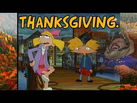 Remembering Arnold's Thanksgiving.