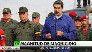 """Maduro: """"El plan para asesinarme costó varios millones de dólares"""""""