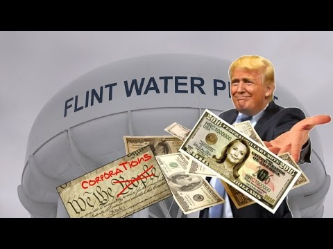 The Money Trump & Clinton Spent Could've Solved Flint Water Crisis 38 Times
