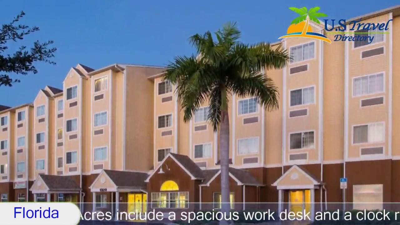 Microtel Inn Suites Lehigh Acres Hotels Florida