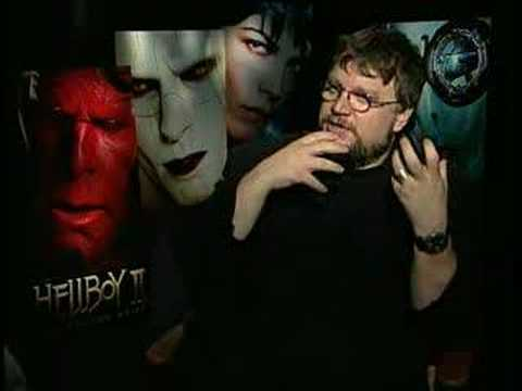 Guillermo Del Toro Interview For Hellboy 2 The Golden Army