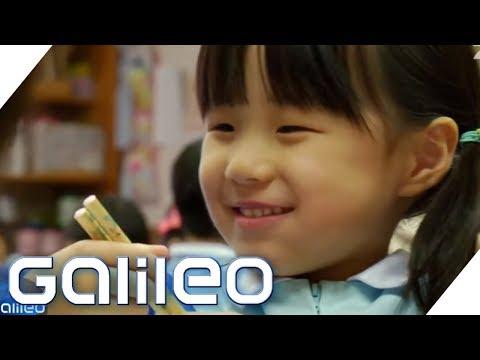 So wichtig ist die Mittagspause in Japans Schulen   Galileo   ProSieben