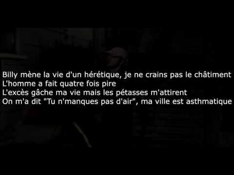 Django - Fichu [PAROLES/LYRICS]