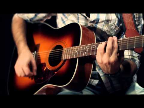 One Republic-Feel Again (Jadd Ryan Acoustic Cover)