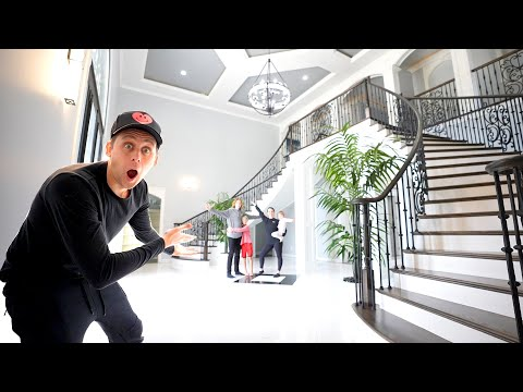 Welcome To Our New House - Roman Atwood Vlogs