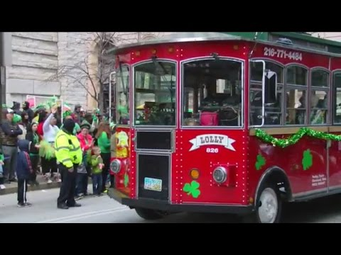 Cleveland St. Patrick's Day Parade - Part I