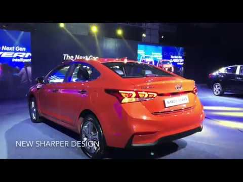 New Hyundai Verna India Launch | Price INR 7.99 Lakh | First Look
