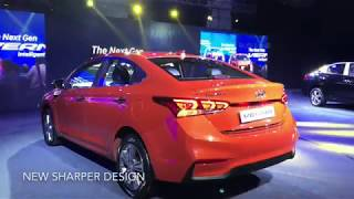 New Hyundai Verna India Launch   Price INR 7.99 lakh   First Look