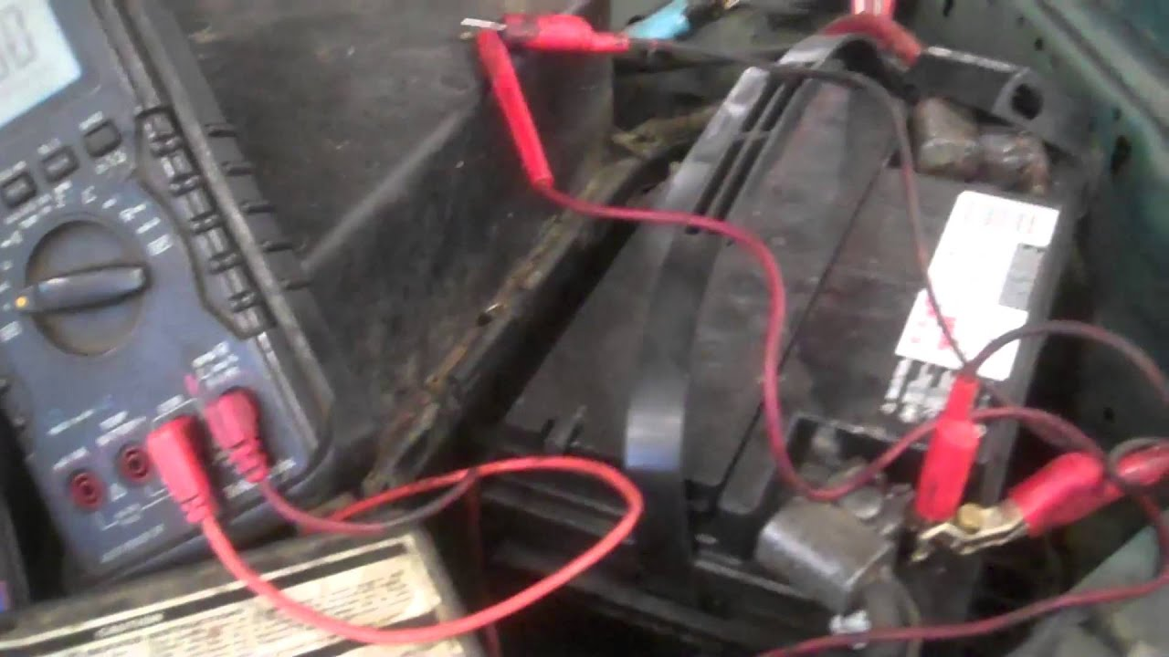 2007 Mustang Fuse Box Diagram Replaced Starter Still Cranks Slow Issue Possible Solution