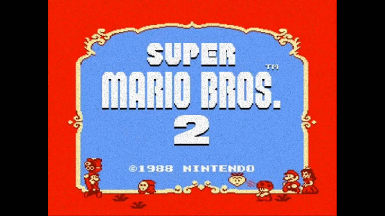 Super Mario Bros 2 - 8-Bit and Organic (Rap Beat) - Raisi K