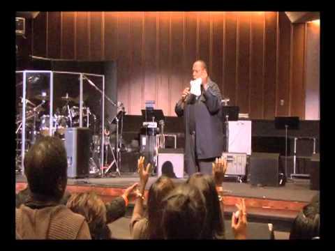Alvin Slaughter Gospel in Toronto 2012