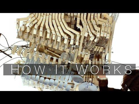 How It Works - Part 2 (Wintergatan Marble Machine)