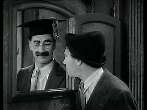 Marx Brothers  Password   Horse Feathers  Chico and Groucho