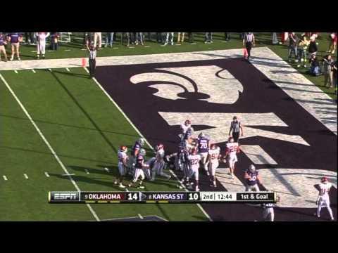 Oklahoma Sooners vs. Kansas State RECAP Oct. 29, 2011