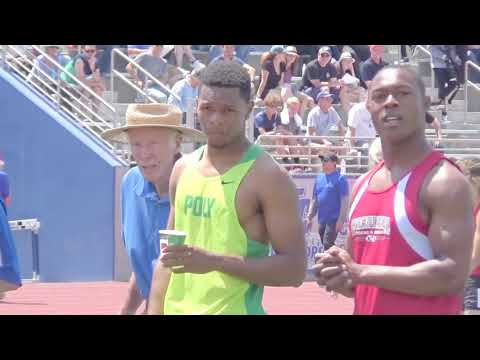 CIF Southern Section Masters Track & Field 2018