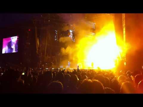 Rammstein  Ich Will  Download Festival England  10062016