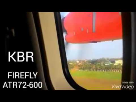 Kota Bharu (KBR) - To  Subang (Kuala Lumpur) (SZB)