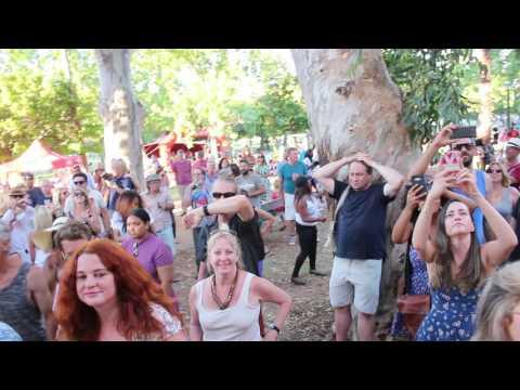 #Concert in De Waal #Park: #ArnoCarstens