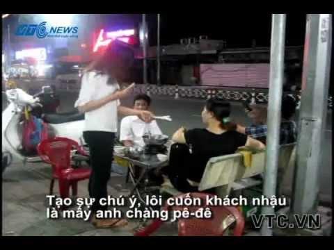 Độc chiêu bán dạo kiếm tiền triệu ở Sài Gòn