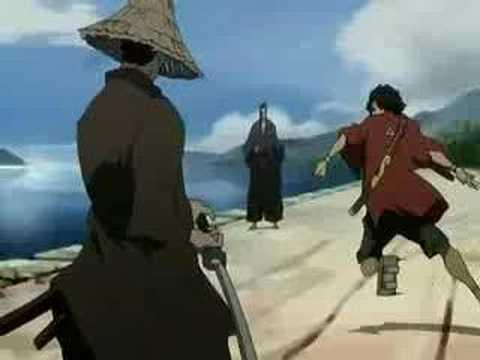 Samurai Champloo~Luv Sic Pt. 3