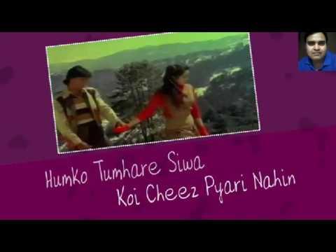 milke na honge juda karaoke  by Rajesh...