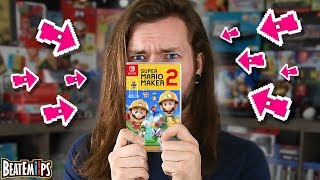 My HONEST thoughts about Super Mario Maker 2.