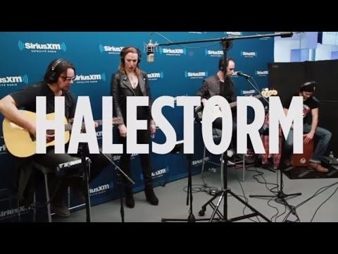 "Halestorm ""Girl Crush"" Little Big Town Cover Live @ SiriusXM // Octane"