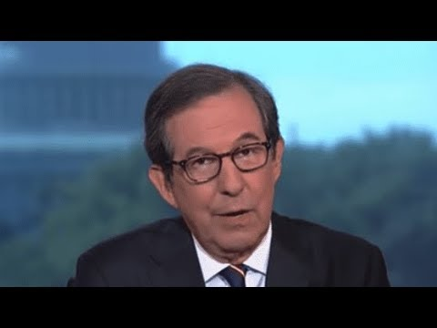 Fox News' Chris Wallace: Sondland 'Took Out the Bus and Ran Over President Trump'